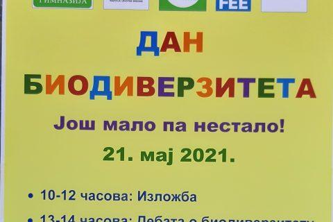 """Dan biodiverziteta, nacionalna debata """"Očuvanje biodiverziteta"""", Eko-škole i Plava zastava"""