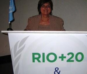 Rio+20 – doprinos u izradi dokumenta i učešće