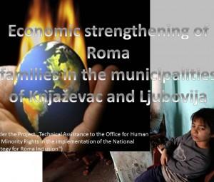 Ekonomsko osnaživanje romskih porodica